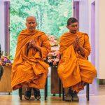 Boeddhistisch afscheid